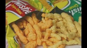 twisties, makanan ringan dari PNG