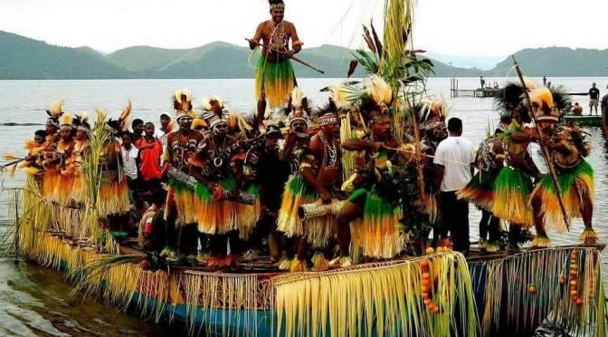 Tarian Isosolo, Simbol Kerukunan Suku yang Selalu ditunggu Saat FDS