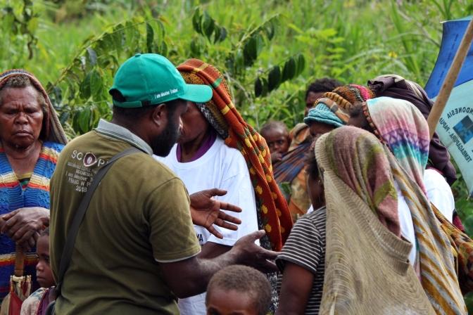 [Adv] Pokja Papua Gandeng Scopi Pelatihan Kopi di Meepago