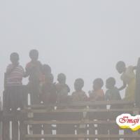 Jelajah Pedalaman Papua Bag. 3 - Menyapa Anak - Anak Kabut Kampung Modio di Mapia Tengah