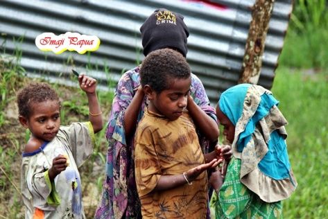 anak-anak kampung