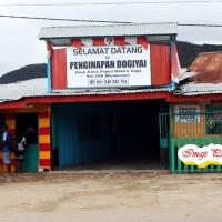 [Review] Penginapan Dogiyai: Hotel Sederhana di Tengah Kota Kecil Moanemani