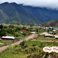 Jelajah Pedalaman Papua Bag. 7 - Pengalaman Terjebak Longsor Selama 4 Jam