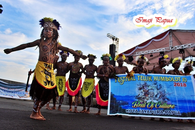 [Foto] Festival Teluk Humbolt X – Beat of Culture