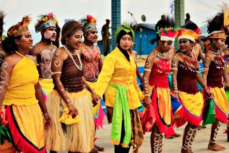 Beragam Ekspresi Kita Indonesia_Yulika_081248213890_jurnalis warga_Imaji Papua