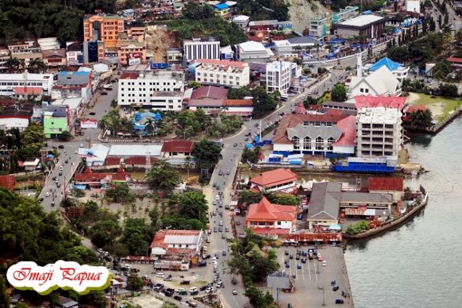 [Foto] Jayapura 360 derajat