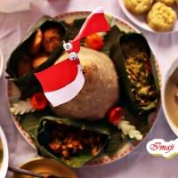 Icip - icip Kuliner Nusantara di Pameran Hasil Pembangunan Kota Jayapura