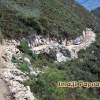 Menyusuri Terjalnya Jalan Wamena - Yahukimo