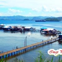 Jalan - jalan ke Kampung Kayu Batu yang Indah Nan Exotis