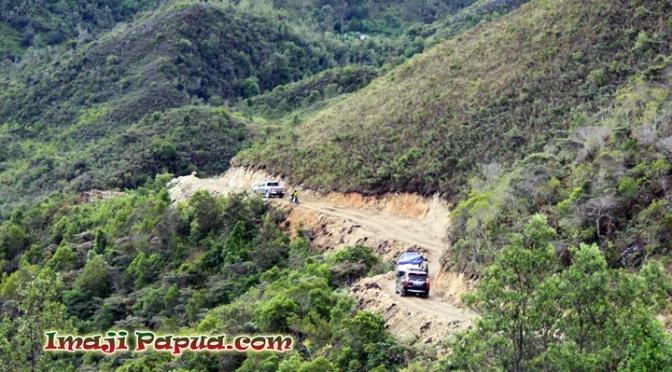[ADV] Pemkab Yahukimo Canangkan Pembangunan Ruas Jalan Baru Jomothe – Panggema