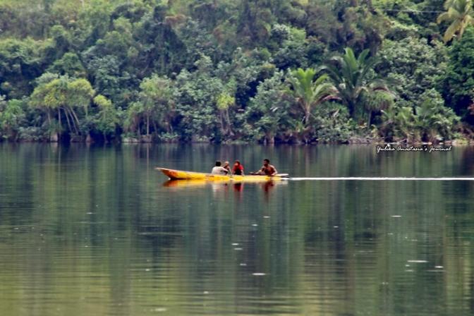 Berkeliling Danau Sentani Pasca Bencana – Bag 2