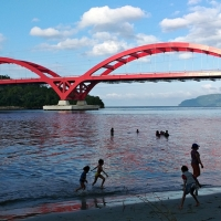 Tanjung Ciberi, Obyek Wisata Baru Yang Bikin Penasaran Warga Kota Jayapura