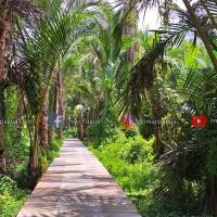 Huruwakha Dusun Sagu Yang Disulap Jadi Tempat Wisata