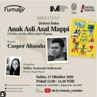 Review Buku Anak Asli Asal Mappi Cerita - Cerita Mini Dari Papua Karya Casper Aliandu